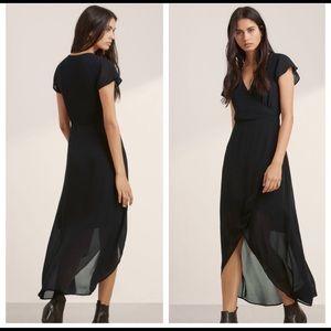 Aritzia Talula Moxon Dress - Black